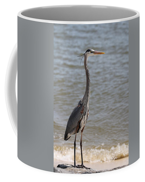 Nature Coffee Mug featuring the photograph Your Highness by David Mayeau