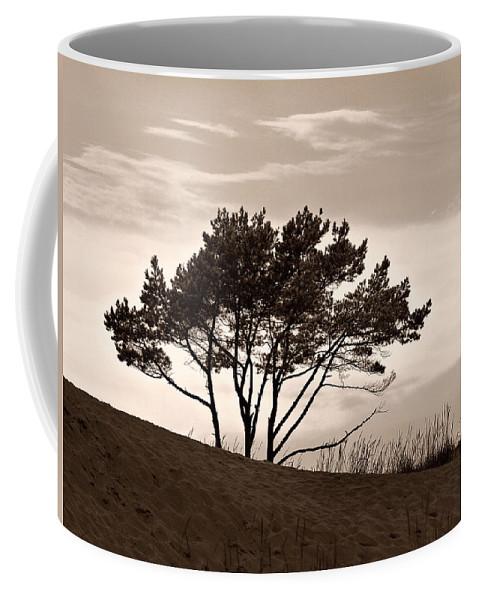 Lehtokukka Coffee Mug featuring the photograph Yyteri Evening by Jouko Lehto