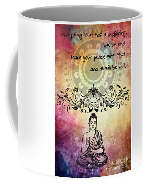 zen art inspirational buddha quotes coffee mug for by justyna