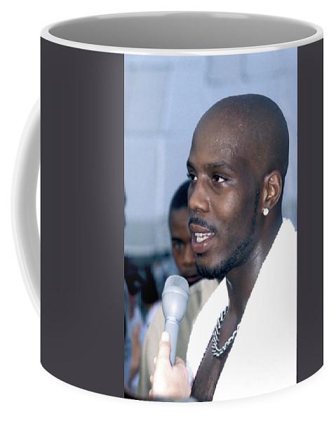 Dmx Coffee Mug featuring the photograph DMX by Concert Photos