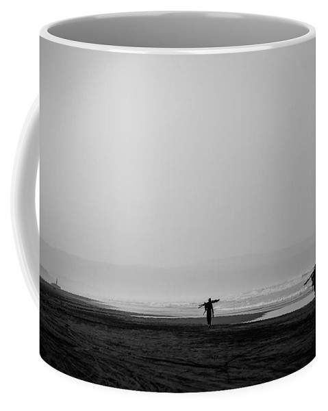 Seascape Coffee Mug featuring the photograph Nomads Ver. 2 by Arief Putranto
