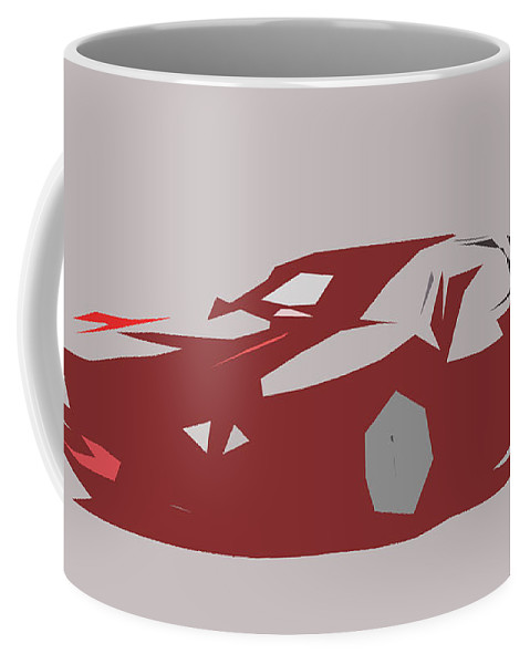 Ferrari 288 Gto Abstract Design Coffee Mug For Sale By Carstoon Concept