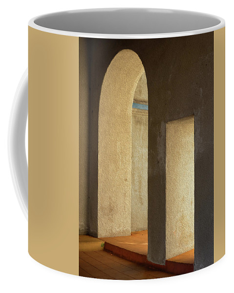 Photography Coffee Mug featuring the photograph Afternoon Sun by Paul Wear