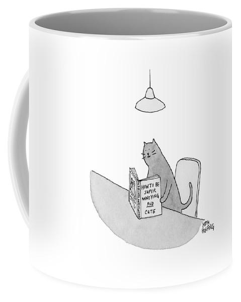 Annoying and Cute Coffee Mug