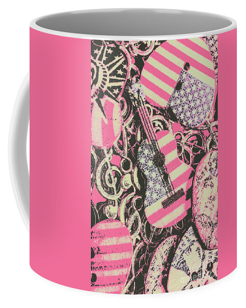 Rock Coffee Mug featuring the photograph Anthems Of America by Jorgo Photography - Wall Art Gallery