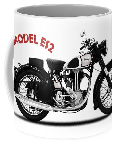 95e88c13282 Norton Es2 1947 Coffee Mug for Sale by Mark Rogan
