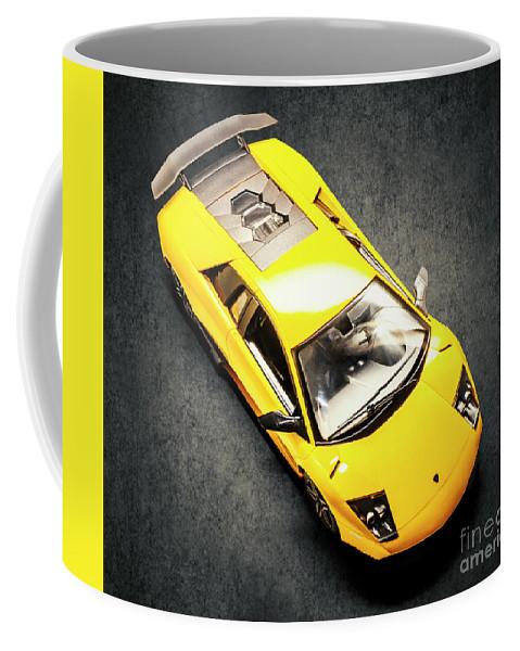 Car Coffee Mug featuring the photograph Boys Toys by Jorgo Photography - Wall Art Gallery