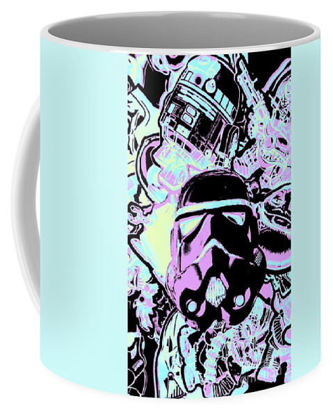 Star Wars Coffee Mug featuring the photograph Cinematic Sci-fi by Jorgo Photography - Wall Art Gallery