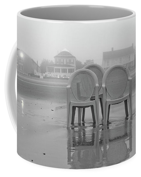 Old Coffee Mug featuring the photograph Coastal Theater by Betsy Knapp