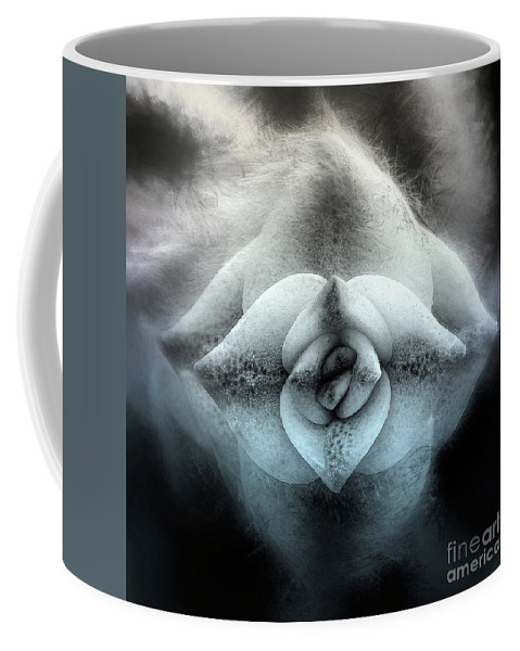 Fine Art Photography Coffee Mug featuring the photograph Drifting to Eternity by John Strong