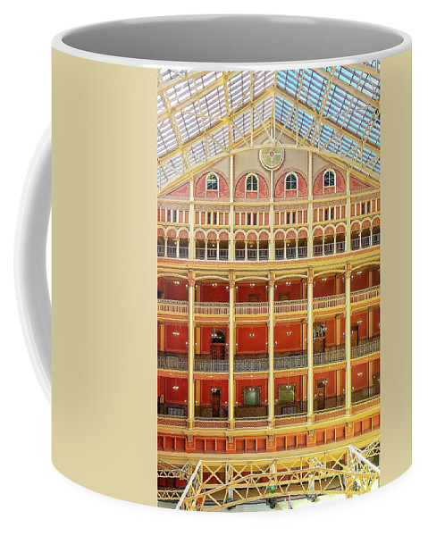 Milwaukee Coffee Mug featuring the photograph Federal Courthouse - Milwaukee - Wisconsin by Steven Ralser