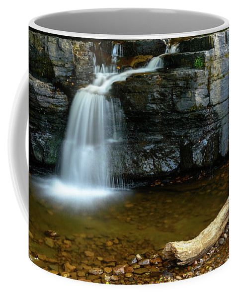 Arkansas Coffee Mug featuring the photograph Forged By Nature by Michael Scott