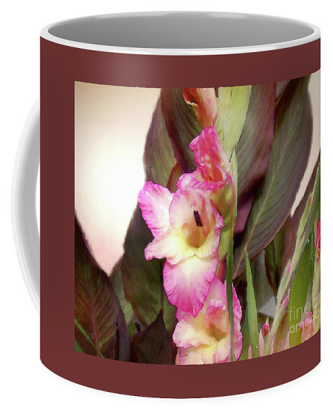 How Do You Dew Coffee Mug featuring the digital art How Do You Dew by Anita Faye