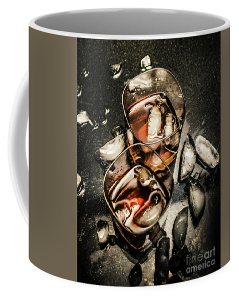 Drinks Coffee Mug featuring the photograph Ice Breaker by Jorgo Photography - Wall Art Gallery