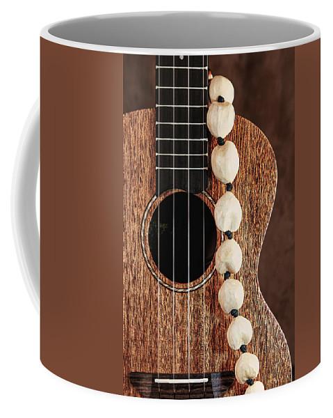 Kukui Coffee Mug featuring the photograph Island Music by Tom Mc Nemar