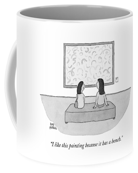 It Has A Bench Coffee Mug
