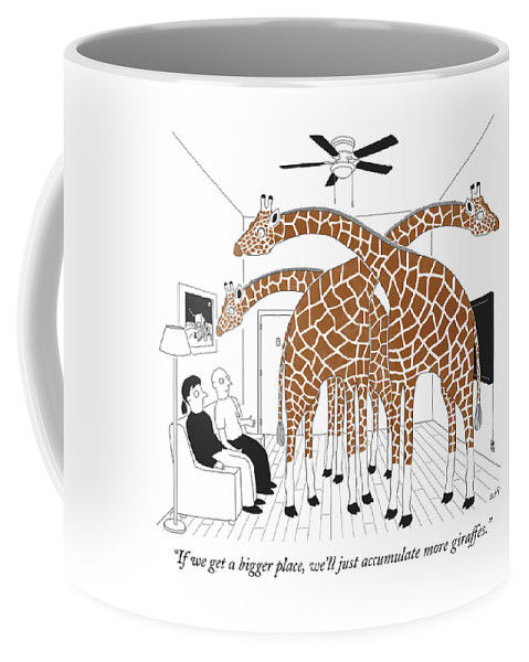 More giraffes Coffee Mug