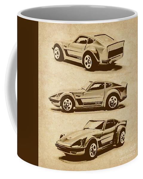 Nissan Coffee Mug featuring the photograph My Fairlady by Jorgo Photography - Wall Art Gallery