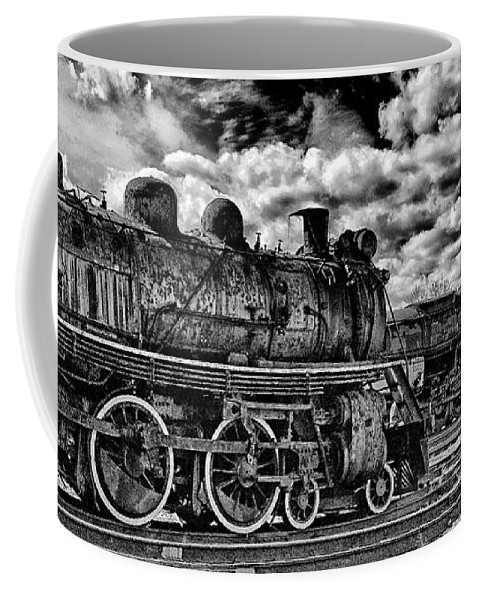 Pan Coffee Mug featuring the photograph Old Number 47 - Pano by Paul W Faust - Impressions of Light
