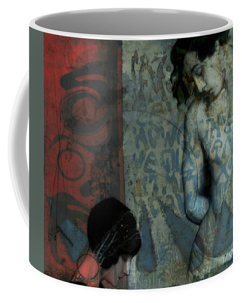Christ Coffee Mug featuring the digital art Passion Of Christ by Paul Lovering