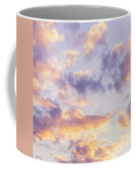 Pastel Coffee Mug featuring the photograph Pastel Cloudscape by Jorgo Photography - Wall Art Gallery