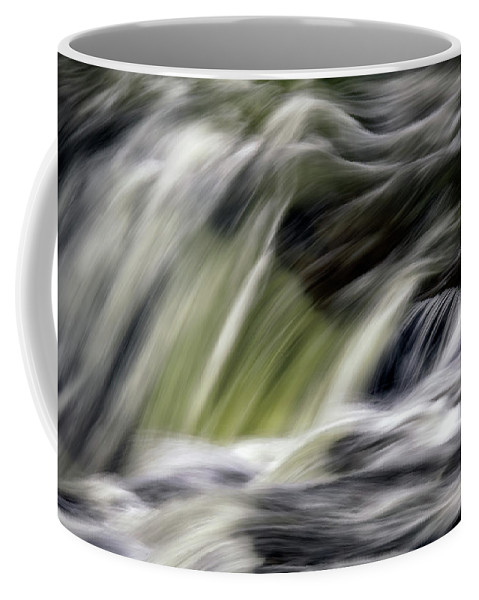 Rushing Water Over The Upper Falls Coffee Mug for Sale by ...