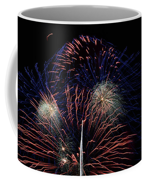 2018 Fourth Of July Coffee Mug featuring the photograph Saint Louis Missouri 4th July 2018 by Carol Jackson