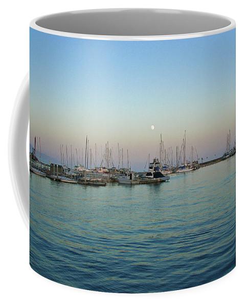 Santa Barbara Coffee Mug featuring the photograph Santa Barbara by Christine Mullis