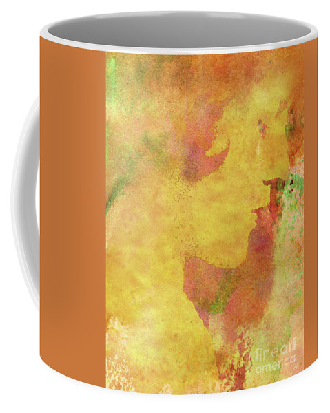 Shades Of You Coffee Mug featuring the digital art Shades of You by Kenneth Rougeau