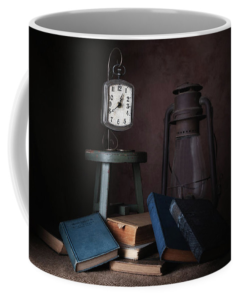Book Coffee Mug featuring the photograph The Classics by Tom Mc Nemar