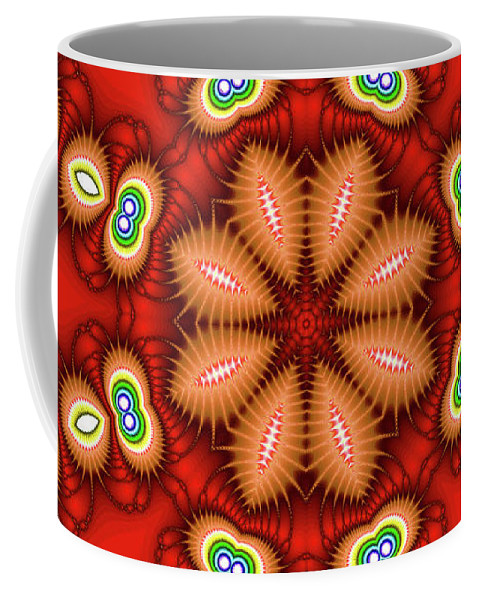 Art Coffee Mug featuring the photograph Watcher's Eyes by Ester McGuire
