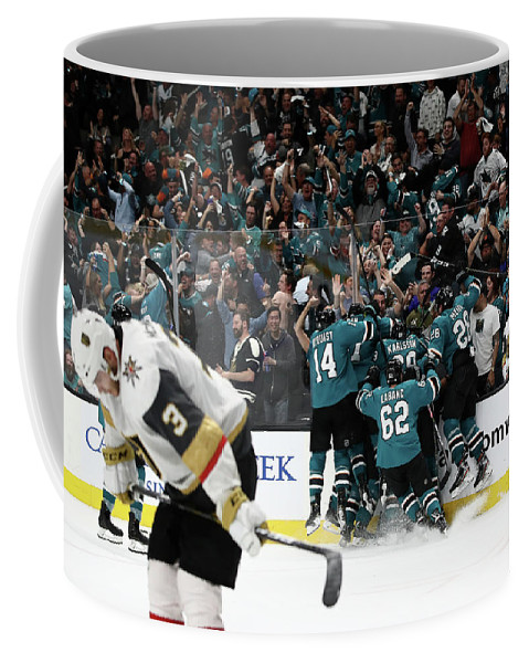 Bestof Coffee Mug featuring the photograph Western Conference by Ezra Shaw
