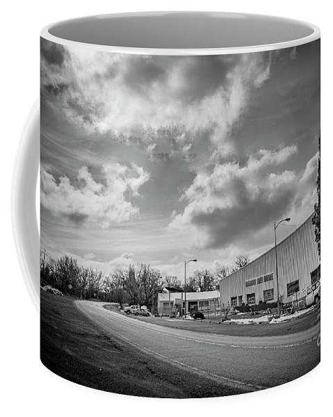 White Bear Island Marine Coffee Mug featuring the photograph White Bear Island Marine by John Lee