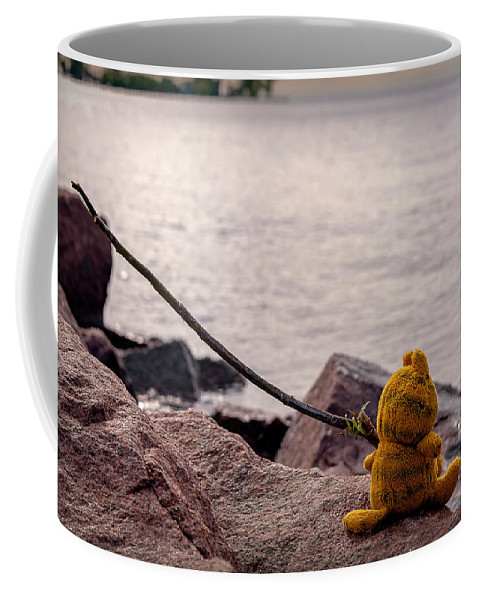 Miscellaneous Coffee Mug featuring the photograph 20-0607-0063 by Anthony Roma