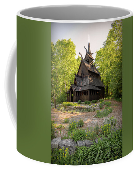 Architecture Coffee Mug featuring the photograph 20-0609-0217 by Anthony Roma