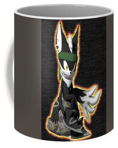 Fiona Fox Coffee Mug For Sale By Yoyo Di