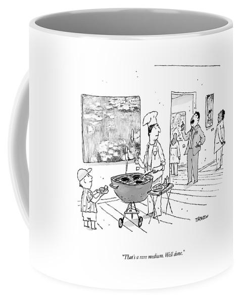 A Rare Medium Coffee Mug