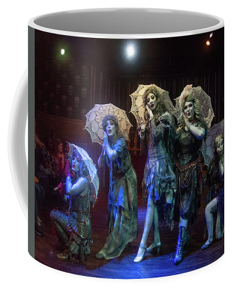 Adams Family Coffee Mug featuring the photograph Adams Family the Ancestors by Alan D Smith