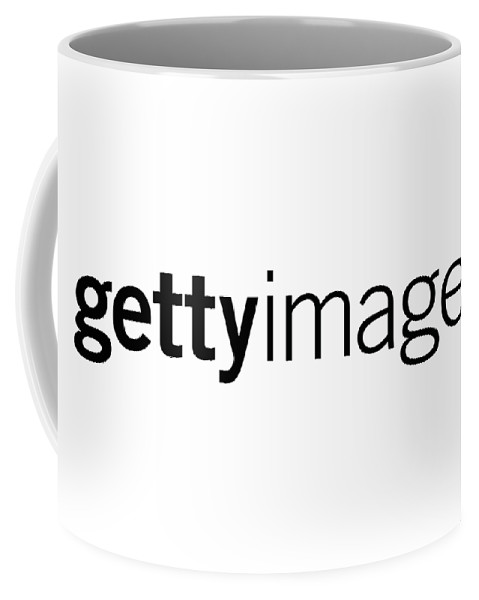 Getty Images Logo Coffee Mug featuring the digital art Getty Images Logo by Getty Images