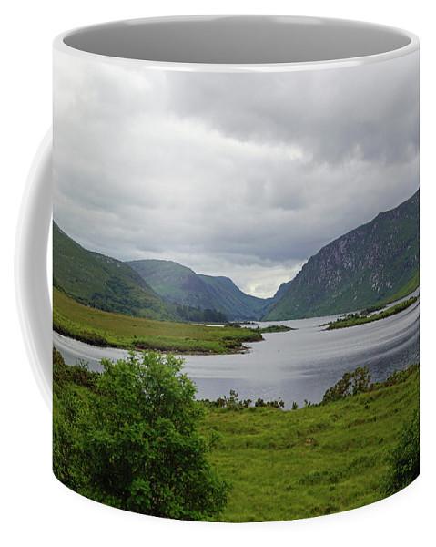 Mountain Coffee Mug featuring the photograph Glenveagh National Park by Babett Paul