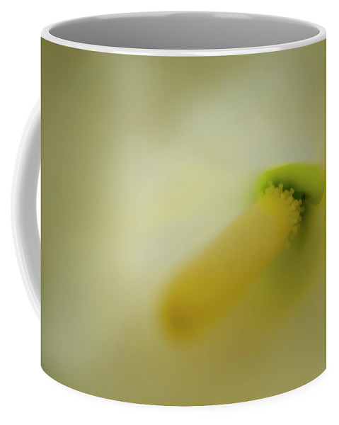 Beauty Coffee Mug featuring the photograph Inside The Lily by Vicente Sargues