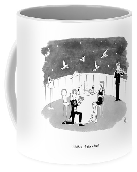 Is This A Date? Coffee Mug