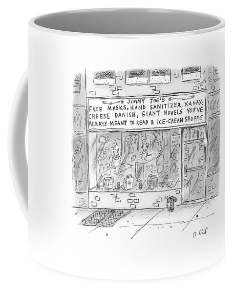 Jimmy Joe's Coffee Mug