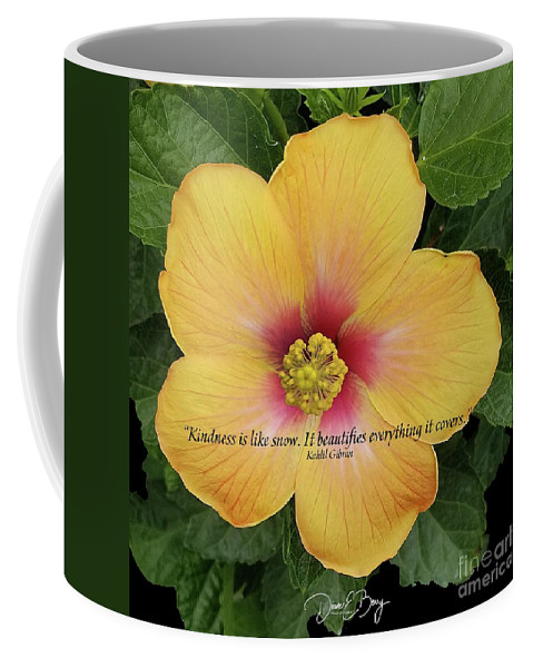 Diane Berry Coffee Mug featuring the photograph Kindness by Diane E Berry
