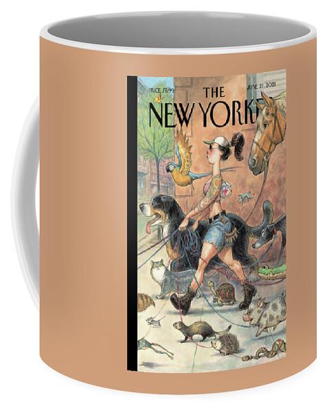 Local Fauna Coffee Mug