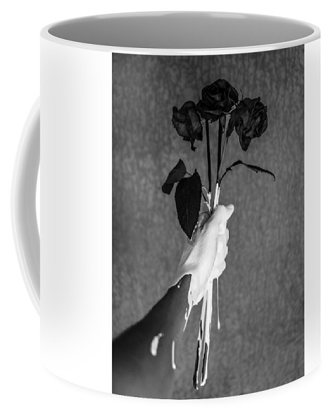 Flowers Coffee Mug featuring the photograph Moment by Brendan North