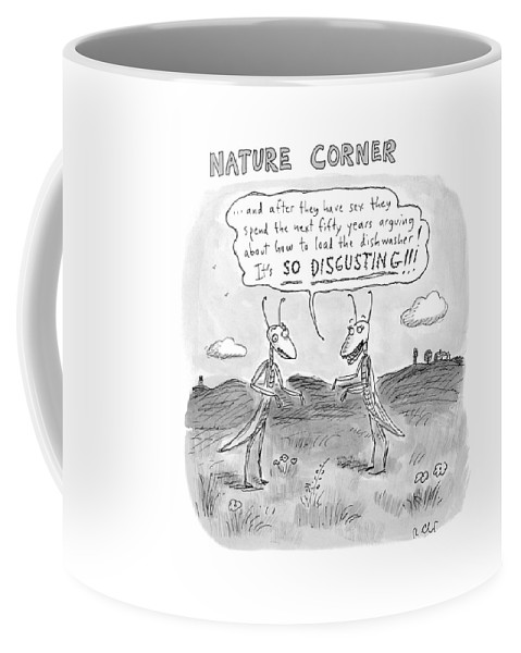 Nature Corner Coffee Mug