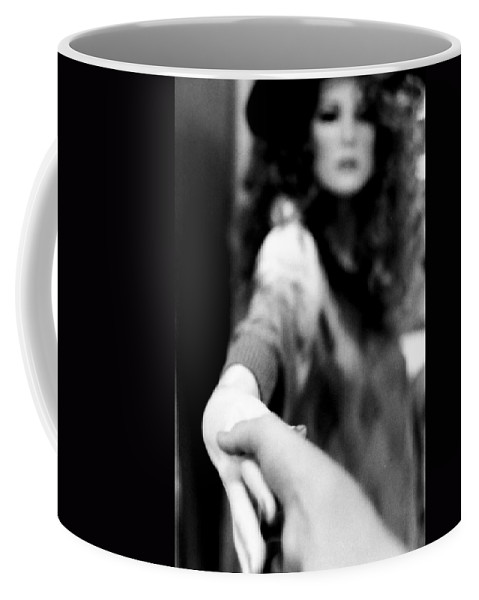 Mannequin Coffee Mug featuring the photograph Shopgirl by Michelle Calkins
