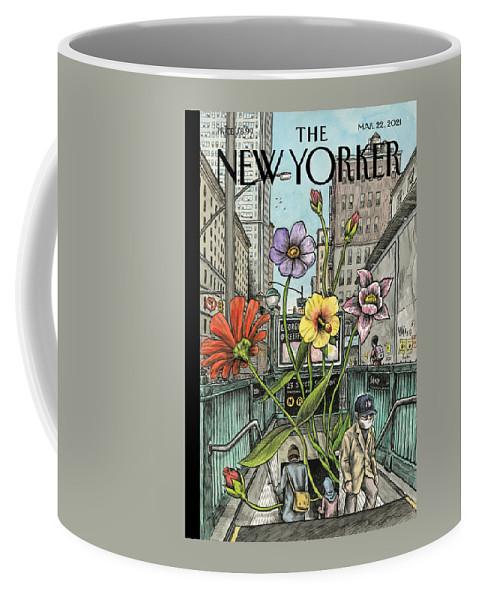 Springing Back Coffee Mug
