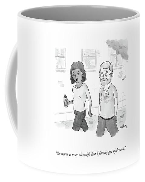 Summer Is Over Already? Coffee Mug